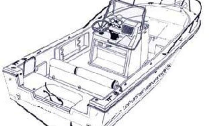 ขายเรือ Yamaha 21ฟุต ครับผม - Truck2Hand.com
