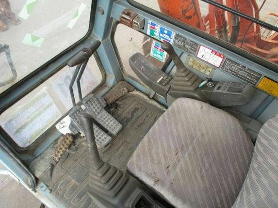 ขายรถขุด HITACHI รุ่น EX 550 H   - Truck2Hand.com