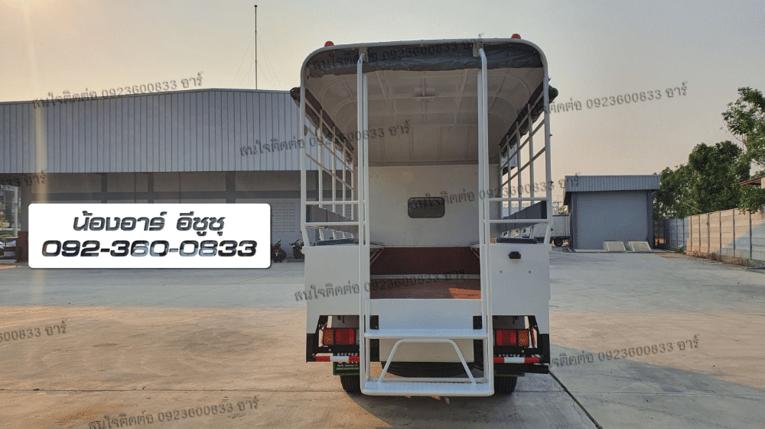 ขายรถใหม่ รถ 4 ล้อใหญ่ NLR130 รถโดยสาร - Truck2Hand.com
