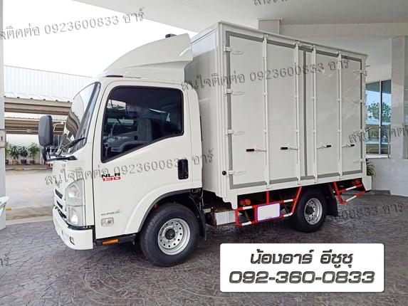 ขายรถใหม่ รถ 4 ล้อใหญ่ NLR130 จดทะเบียนไม่ติดเวลา - Truck2Hand.com