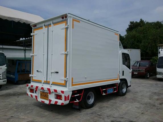"""ISUZU NLR 4 ล้อ ((รถห้างแท้)) เครื่อง 130 แรง เทอร์โบ ปี 2558 รถถูกคัดสรรผ่านมาตรฐาน"" - Truck2Hand.com"