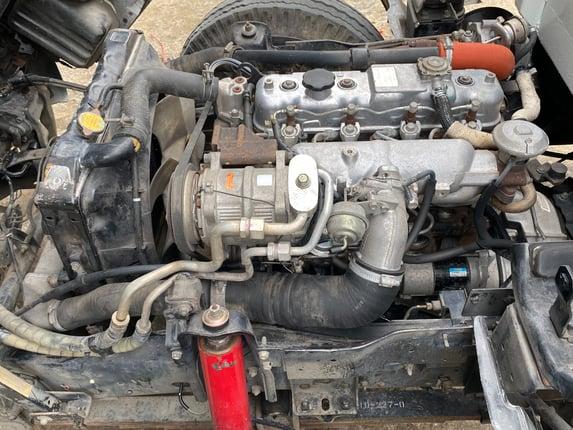 ISUZU NKR เครื่องยนต์100แรงม้า ปี51 กระบะเหล็ก รถป้ายเล็กไม่ติดเวลา รถสวยพร้อมใช้งาน  - Truck2Hand.com