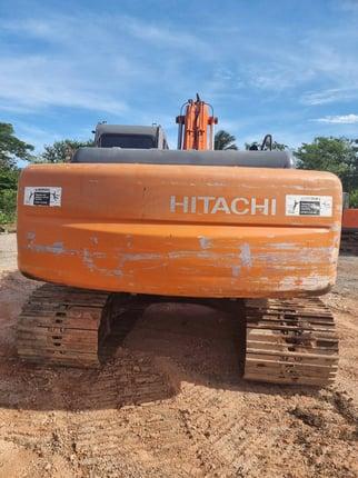 ็Hitachi ZX200-1 ระบบเต็มทุกระบบ 8,700 ชม. เอกสารครบ ราคา 1,230,000 โทร/ไลน์ 0817410515 - Truck2Hand.com