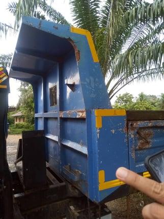 ขายกระบะดั้มยกชุด...ยาว3.8ม.ยกลงจากnpr130 - Truck2Hand.com