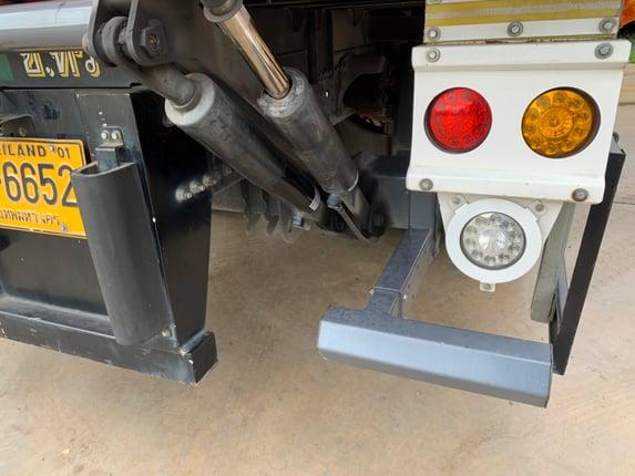 💲ขายตู้แห้งพร้อมลิฟท์ท้าย ยาว 6 เมตร สูง 2 เมตร กว้าง 2.55 เมตร 📞081-9426747 - Truck2Hand.com