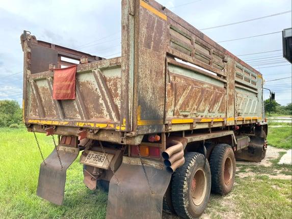 Rocky240Fเก่าเก็บเดิมๆทั้งคันนางฟ้าแท้เฟืองช้าปี38 Tel.0909758978ชายตู่ - Truck2Hand.com