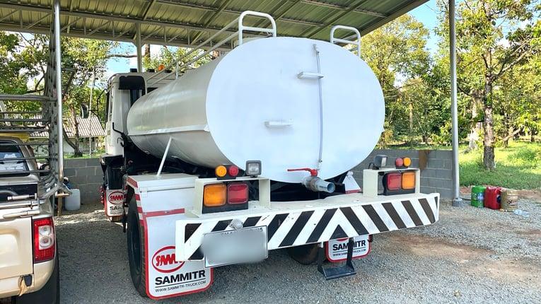 หกล้อน้ำมิตู165เเรงถัง7,000ลิตร พร้อมใช้เอกสารพร้อมโอน Tel.0909758978ชายตู่ - Truck2Hand.com