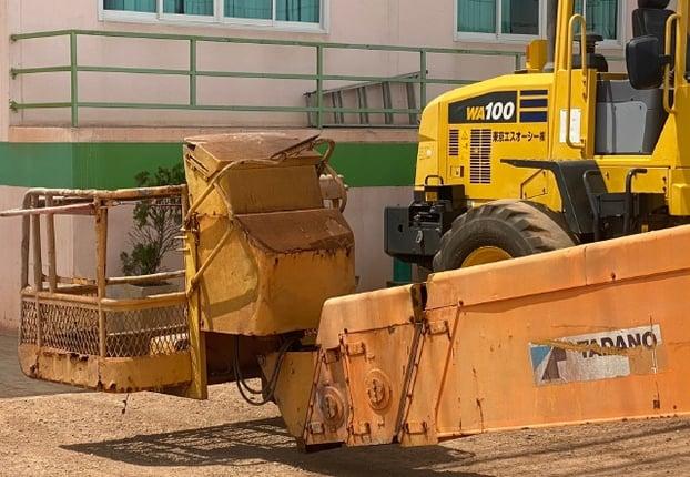 ขายรถกระเช้า TADANO AW370-1 ปี 2004 นำเข้าจากญี่ปุ่น พร้อมใช้ มีVDOการทำงานครับ - Truck2Hand.com