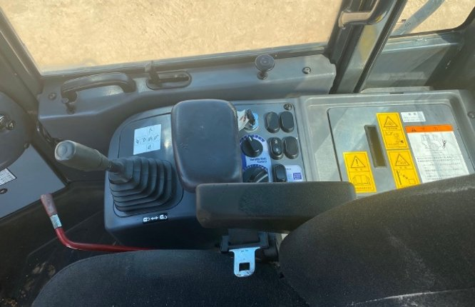 ขายรถตักล้อยาง KOMATSU WA100-6 นำเข้าจากญี่ปุ่น สภาพสวยพร้อมใช้ มีVDOการทำงานครับ - Truck2Hand.com