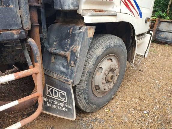 ขาย 480,000 รถ10ล้อหัวลาก  Hino - Truck2Hand.com