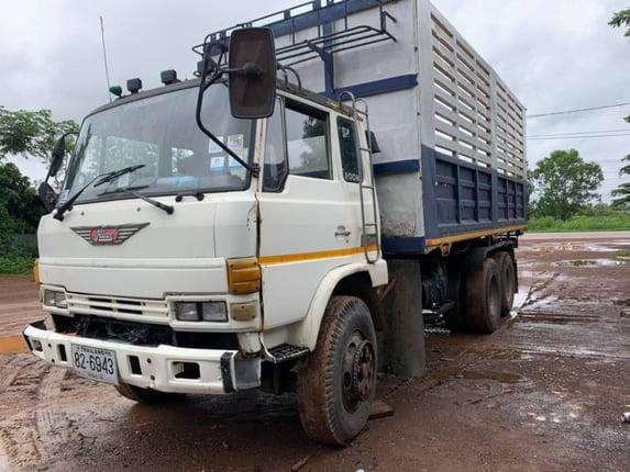 ขาย 355,000 HINO - Truck2Hand.com