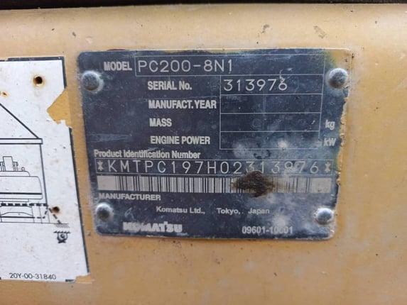 ขาย 1,450,000 บาท KOMATSU - Truck2Hand.com