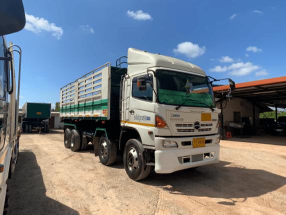HINO 12 ล้อ (แม่-ลูก) GY2-380 แรงม้า ปี 58 สนใจติดต่อ 064-1642428 /094-8789199 พี่ชาย - Truck2Hand.com