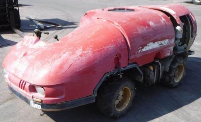 ขายแอร์บัสพ่นยาเก่าญี่ปุ่น MARUYAMA SSA-K500 - Truck2Hand.com