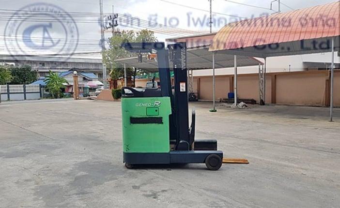 ขาย รถโฟล์คลิฟท์ไฟฟ้า TOYOTA รุ่น 7-FBRK13 (รถนอกนำเข้าญึ่ปุ่น) - Truck2Hand.com