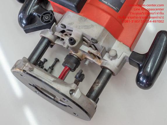 ราวเตอร์ เครื่องฉลุลายไม้ Maktec รุ่น MT360 ของแท้ สภาพดี พร้อมใช้งาน - Truck2Hand.com