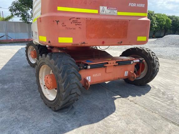 ขายรถกระเช้าสูง24.4เมตรSNORKELรุ่นAB85RJรถนอกนำเข้าขับ4เลี้ยว4ล้อเครื่องดีเซล4สูบสภาพดีพร้อมใช้งานขาย1150000ลดเหลือ950000บาท081-8302909จิรโรจน์Line:Jiraroj2909 - Truck2Hand.com