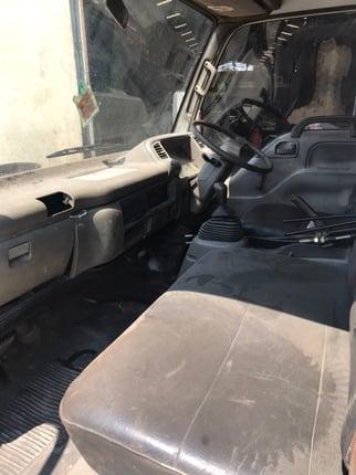 รถหกล้อกระบะดั้ม NPR 120 - Truck2Hand.com