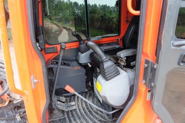 Kubota kx91-3s2 ตู้แอร์ เล่มทะเบียนครับ 086-1602189 - Truck2Hand.com