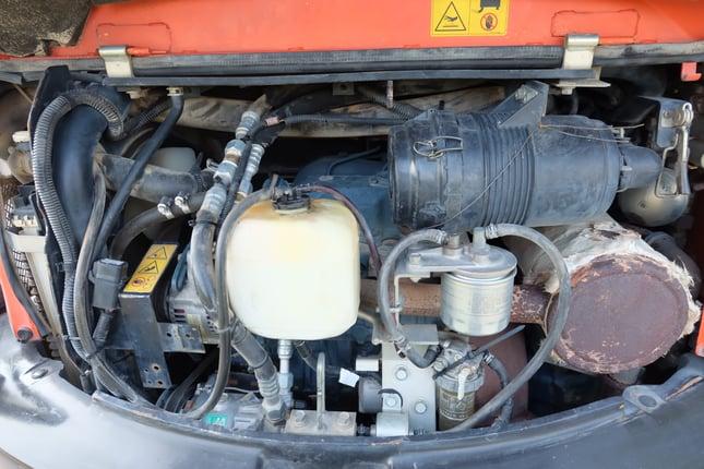 Kubota kx91-3s2ตู้แอร์ สวยเดิม ช่วงล่างดี โทร 086-1602189 - Truck2Hand.com