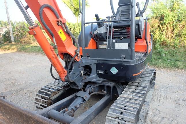 Kubota kx91-3s2 สวยเดิม พร้อมทำงาน โทร 086-1602189 - Truck2Hand.com
