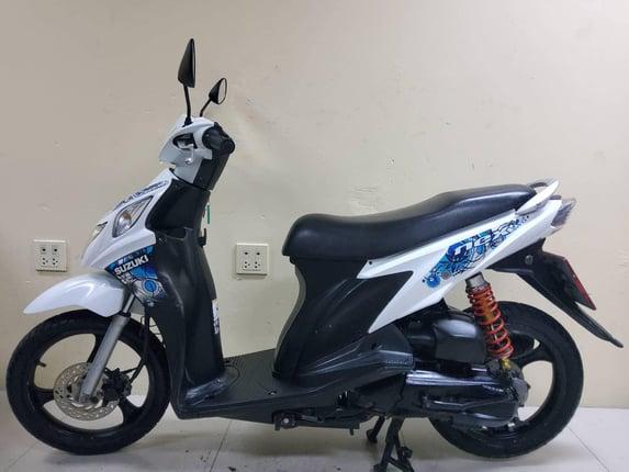 NEW Suzuki NEX ตัวท็อป โฉมใหม่ สภาพเกรดA 6835 กม. เอกสารพร้อมโอน - Truck2Hand.com
