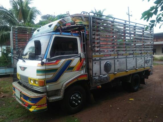 ขาย 6 ล้อ เอฟซี 112 โทร.0984549988 - Truck2Hand.com