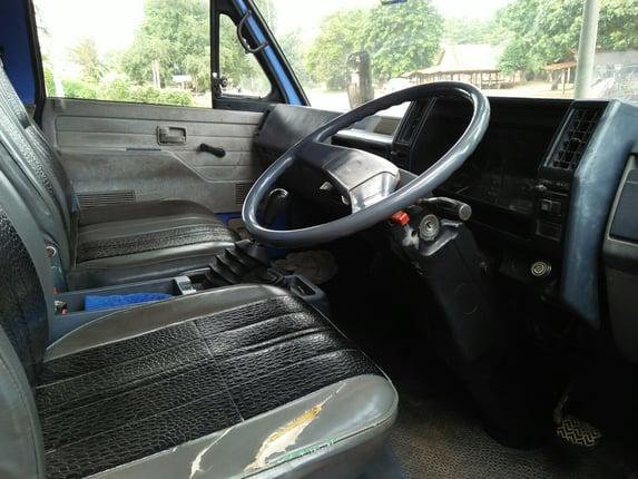 ขาย 6 ล้อ 115 แรง  รถเดิม  โทร.0984549988 - Truck2Hand.com