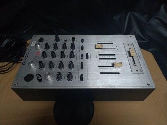 มิกเซอร์phonic mx700  - Truck2Hand.com