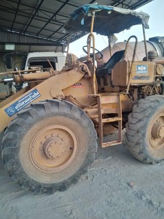 ขาย รถตัก KOMATSU JH30B สภาพพร้อมใช้งาน รถสวย ติดเดิม ใช้งานทุกวัน สนใจสอบถาม 093-0764943 K ตั้ม - Truck2Hand.com