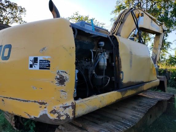 ขาย แบคโคร SUMITOMO F5 210 สภาพพร้อมใช้งาน เครื่องปั้มดี ไฟฟ้าใช้งานปกติ เอกสารเล่มทะเบียน สนใจโทรสอบถาม 093-0764943 k ตั้ม - Truck2Hand.com