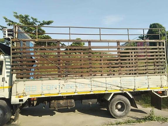 ขาย หกล้อ HINO FC สภาพสวยพร้อมใช้งาน ยางดีหกเส้น เครื่องเกียร์ดี คัชชีสวย เอกสารเล่มทะเบียน สนใจสอบถาม 093-0764943 K ตั้ม - Truck2Hand.com
