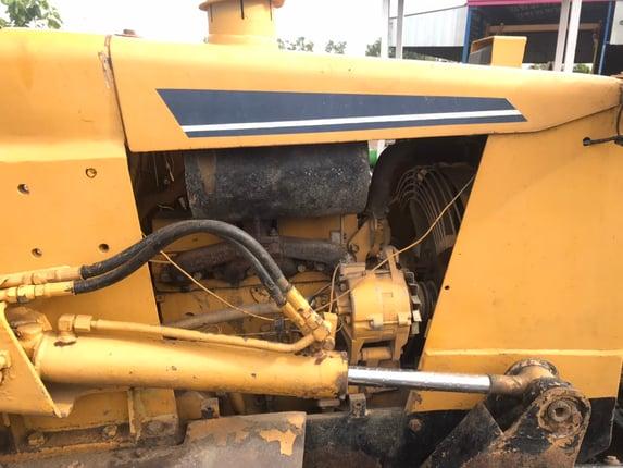 แทรคเตอร์ D2-6 ช่วงล่างเต็ม พร้อมใช้งาน - Truck2Hand.com