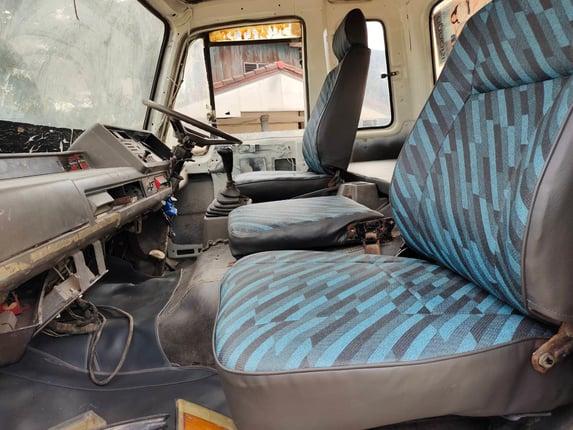 13/11/63 เทรลเลอร์ท้ายลาดนิสสัน CWM430M230 แรง เกียร์ 10 สปีด ราคา 550,000 พิษณุโลก - Truck2Hand.com