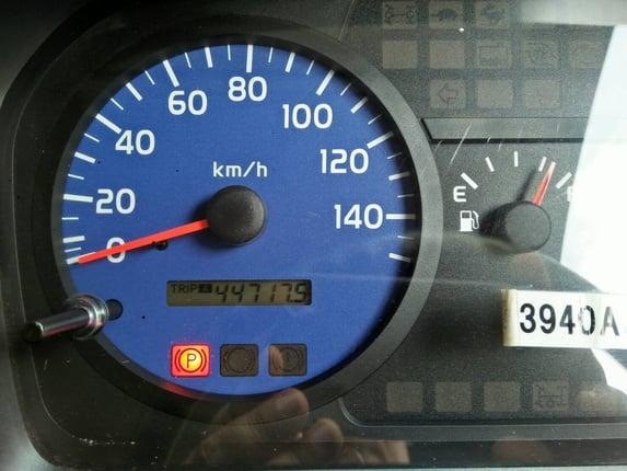 23/10/63.หกล้อกระบะยาวHINO FC4J ติดเครน3.3ตัน สภาพสวย - Truck2Hand.com