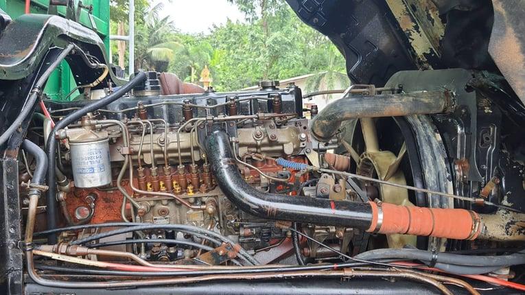 23/10/63.ISUZU DECA270ปี45 สภาพสวย - Truck2Hand.com