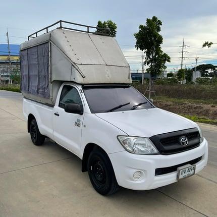 Toyota Vigo  ปี 2010เครื่อง 2.7 เบนซิน - Truck2Hand.com