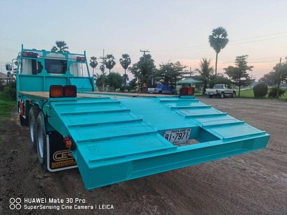❣ธรรมนูญ ทุ่งครุ⭐หางปลาบรรุกแบคโคMitsu528ปี44แถมกระบะดั้มครบชุด - Truck2Hand.com