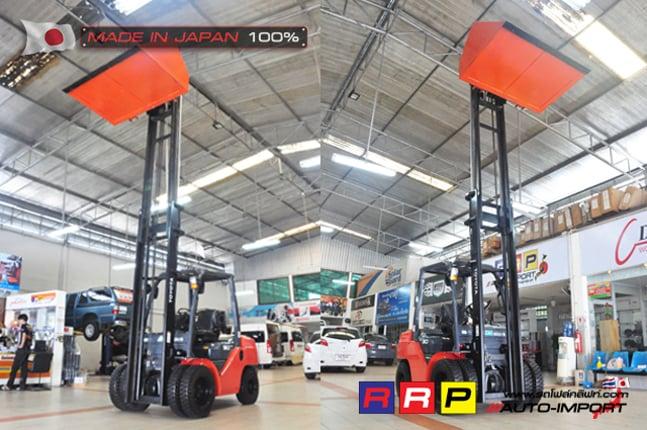 รถโฟล์คลิฟท์พร้อมขาย TOYOTA รุ่น 8FD30-60507 - Truck2Hand.com