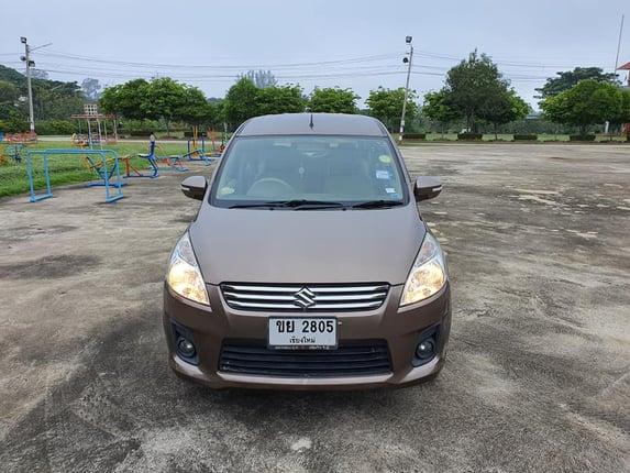 รถมือเดียวเจ้าเดียว suzuki ertiga ปี 2013 สภาพนางฟ้า ผ่อนเดือนละ 5,xxx ต้นๆ  ++++++++ - Truck2Hand.com