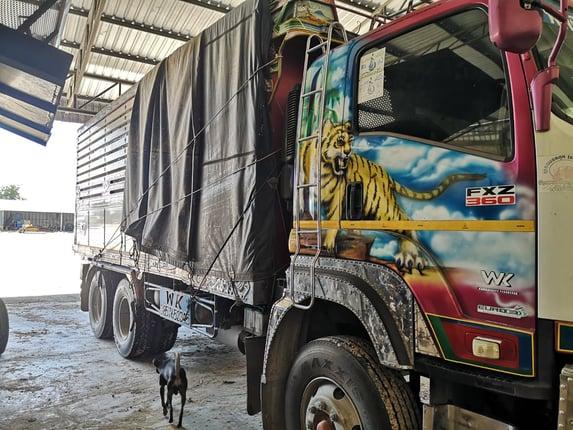ขาย ISUZU FXZ 360 พ่วงแม่ลูก เจ้าของขายเอง - Truck2Hand.com