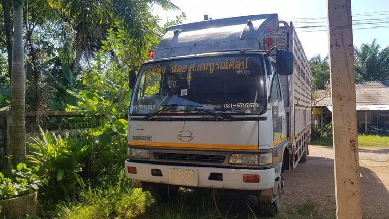 HINO FF1J 210  ปี 2541 พร้อมใช้งาน - Truck2Hand.com