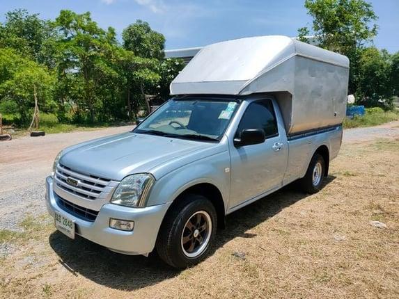 ISUZU D-MAX 2.5 MT Ddi i-TEQ ปี 2005 รถกระบะพร้อมใช้ ขายถูก T.086-527-9533 - Truck2Hand.com