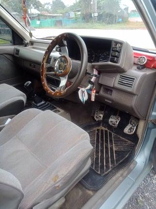 ขายกะบะอิซุมือเดียวปี40ครับกระจกไฟฟ้าแอร์เพาเวอขาย120000 - Truck2Hand.com