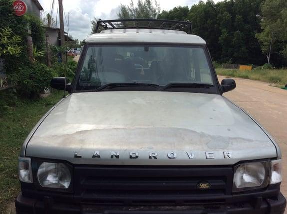 ขาย land rover discovery1  - Truck2Hand.com