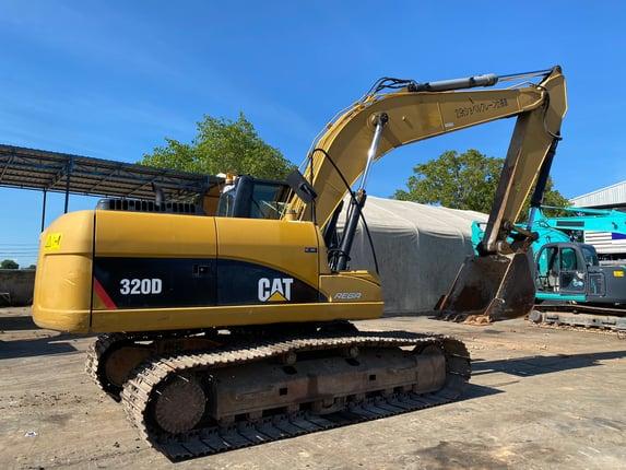 CAT320 D-E  - Truck2Hand.com