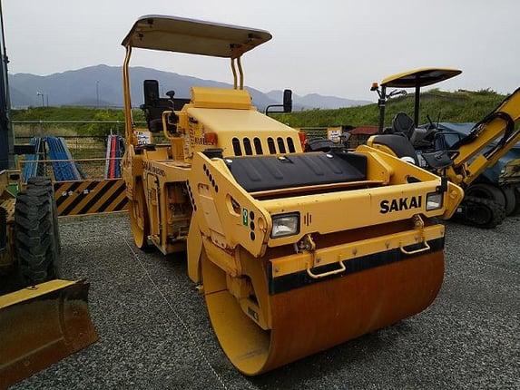 รถบด SAKAI  - Truck2Hand.com