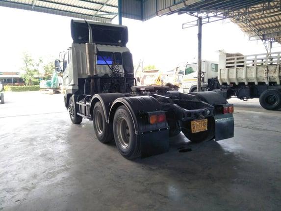 ขายหัวลากมิตรซู380 - Truck2Hand.com